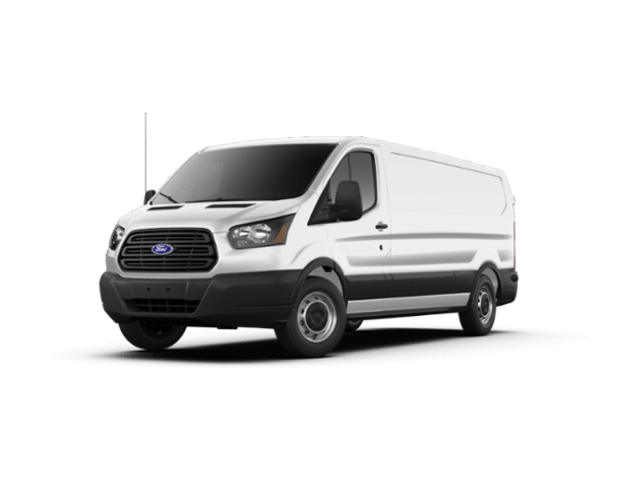 2019 Ford Transit-250 w/60/40 Pass-Side Cargo Doors Van Low Roof Cargo Van